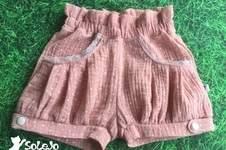 Makerist - Lani Ballon-Shorts  - 1