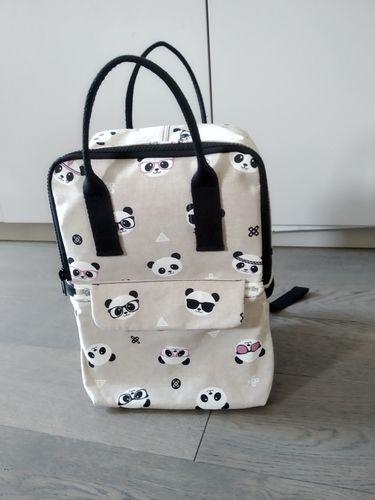 Makerist - Sac César, Panda, enfant - Créations de couture - 1