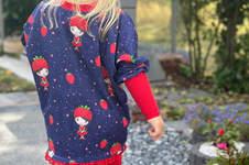 Makerist - Super süßes Pumpshirt für Mädchen ❤️ - 1