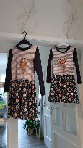 Makerist - Kleid Mary Lou im Doppelpack  110 & 128 - Nähprojekte - 1