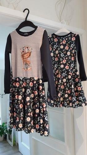 Makerist - Kleid Mary Lou im Doppelpack  110 & 128 - Nähprojekte - 2