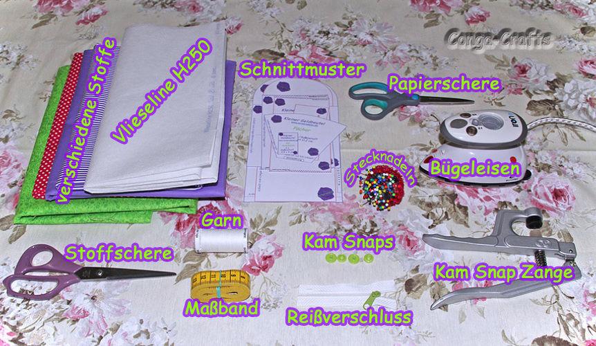 Makerist - DIY - Anleitungsvideo Kleiner Geldbeutel - DIY-Projekte - 2
