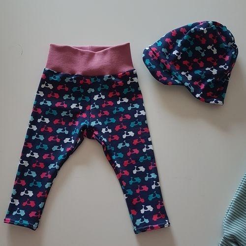 Makerist - Babyset Mofa - Nähprojekte - 1