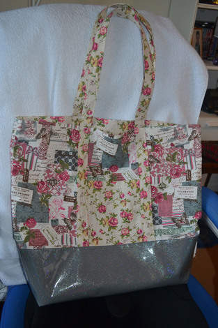 Makerist - Shopping Bag for my mother - 1