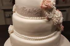 Makerist - Hochzeitstorte für mein Bruder - 1
