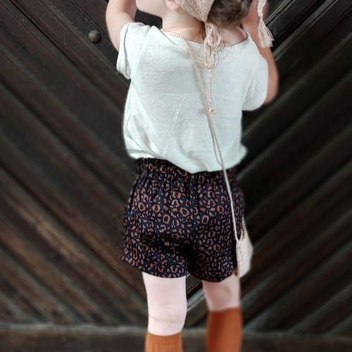 Makerist - Cutie Shirt mit Sunny Short - Nähprojekte - 1