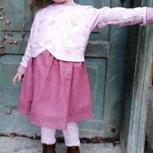 Makerist - Girly Sweater mit Tüll - 1