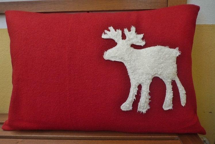 Makerist - Weihnachtskissen - Nähprojekte - 1