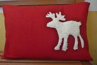 Makerist - Weihnachtskissen - 1