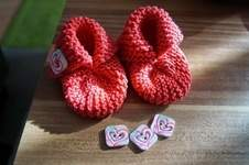 "Makerist - Babybootie ""lovely"" - 1"