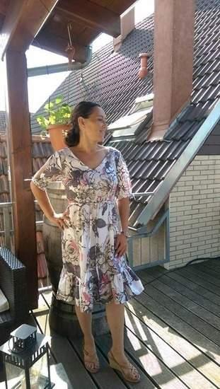 Kleid Massima