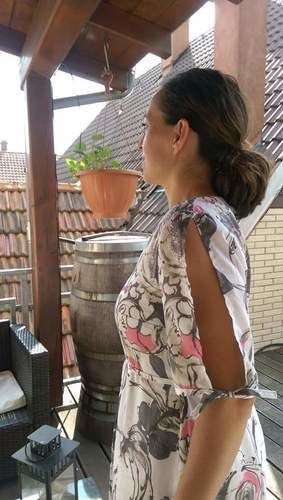 Makerist - Kleid Massima - Nähprojekte - 2