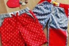 Makerist - Maritime Hosen für meine Jungs von CarlssonPatterns  - 1