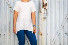 Makerist - Eazzy.Shirt im Paillettenlook - 1