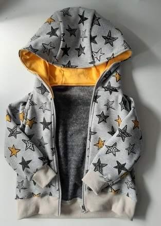 Makerist - Jacke aus Alpenfleece - 1