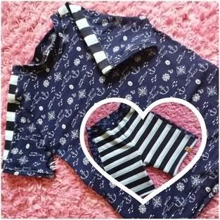 Makerist - Set Shirt'n'Short in Gr. 116 - 1