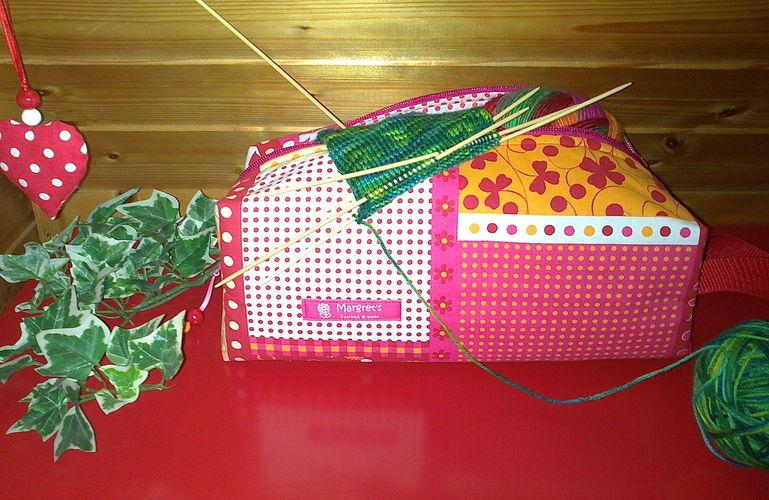 Makerist - Tasche für Strickzeug - Nähprojekte - 1