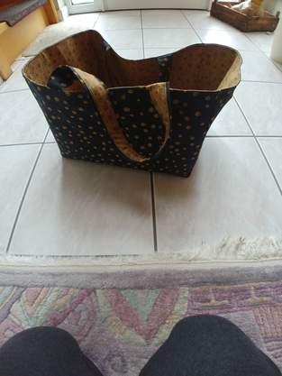 Makerist - Tasche mit Abdeckung für eine Fahrradkiste  - 1