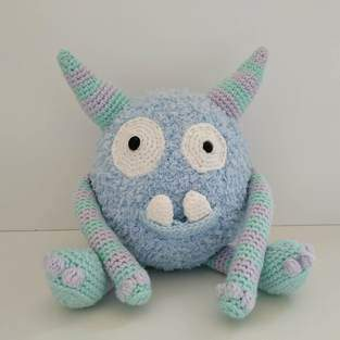 Makerist - Amigurumi - monstre de douceur - 1