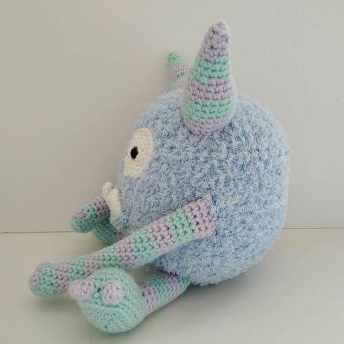 Makerist - Amigurumi - monstre de douceur - Créations de crochet - 2