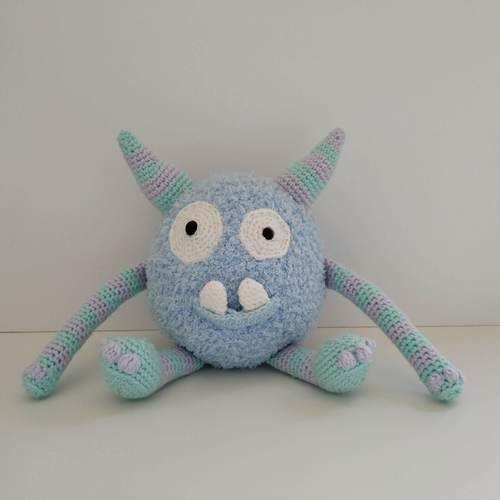 Makerist - Amigurumi - monstre de douceur - Créations de crochet - 3
