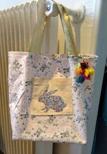 Makerist - Lunch bag - #makeristalamaison - 1