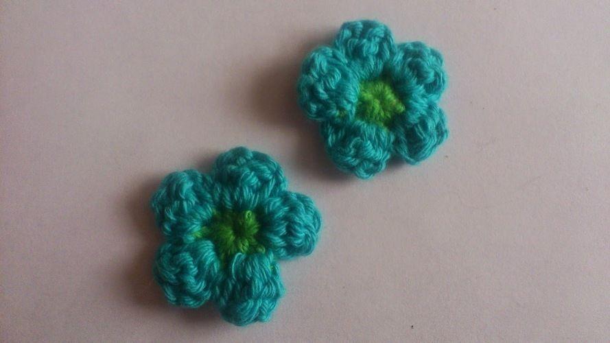 Makerist - Aus Resten werden Blumen - Häkelprojekte - 1