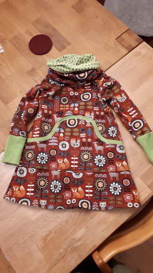 Makerist - Das Kleidchen Friis für meine Tochter - 1