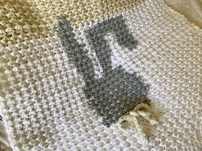 Makerist - The Paris Bunny Baby Blanket  - Crochet Showcase - 1