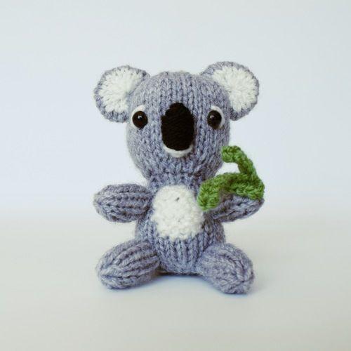 Makerist - Kimmy Koala - Knitting Showcase - 1