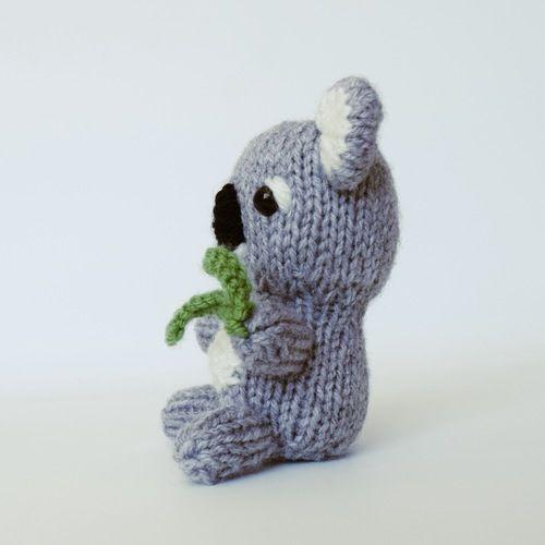 Makerist - Kimmy Koala - Knitting Showcase - 2