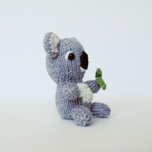 Makerist - Kimmy Koala - Knitting Showcase - 3