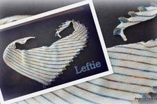 "Makerist - Tuch "" Leftie"" - 1"