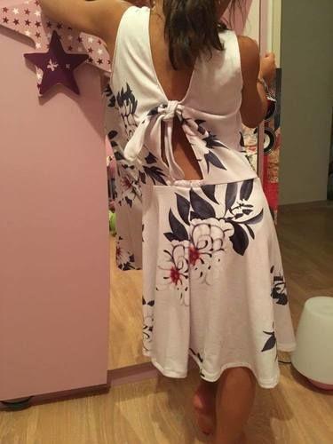 Makerist - Robe fillette Mlle MALABAR - Créations de couture - 1