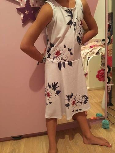 Makerist - Robe fillette Mlle MALABAR - Créations de couture - 2