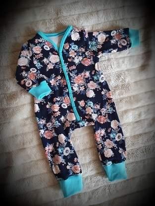 Makerist - Jolly Jumper für das kleine Mädchen in meinem Bauch.  - 1