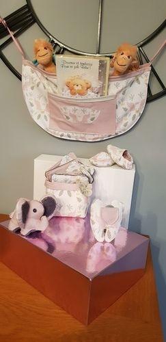 Makerist - Cadeau naissance d'une princesse en coton  - Créations de couture - 1