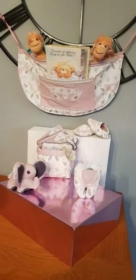 Makerist - Cadeau naissance d'une princesse en coton  - 1