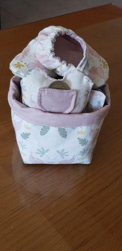 Makerist - Cadeau naissance d'une princesse en coton  - Créations de couture - 3