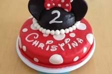 Makerist - Für meine kleine Minnie Mouse zum 2. Geburtstag - 1