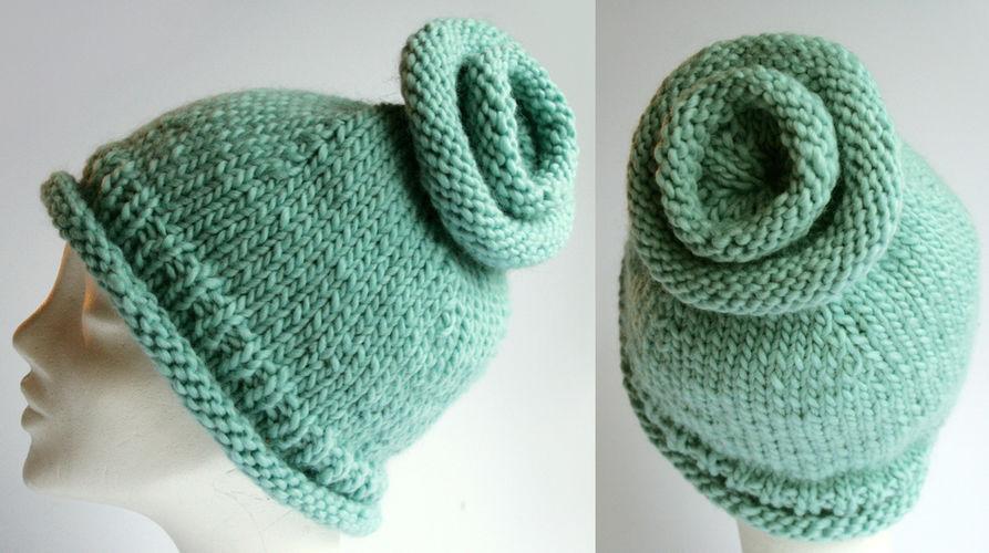 Makerist - Mütze mit Scheiben für Alle :-) - Strickprojekte - 1
