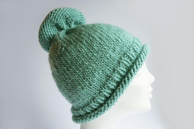 Makerist - Mütze mit Scheiben für Alle :-) - Strickprojekte - 2
