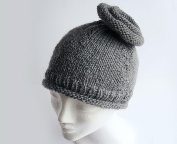 Makerist - Mütze mit Scheiben für Alle :-) - Strickprojekte - 3