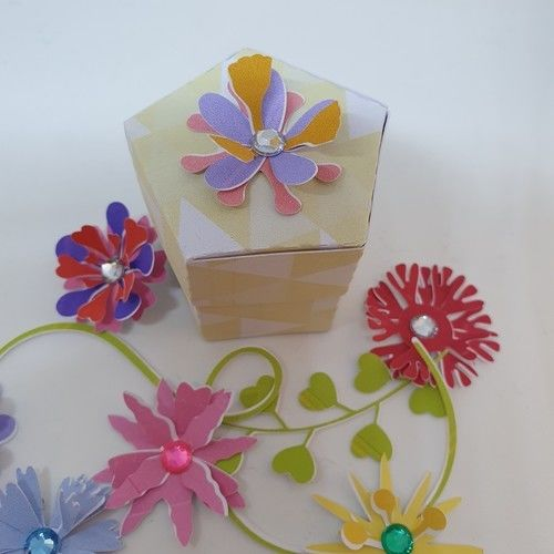 Makerist - Blumen Megapack Biberwerke - DIY-Projekte - 2