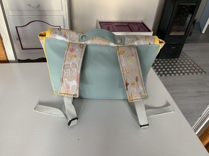 Makerist - Cartable maternelle - #makeristalamaison - 2