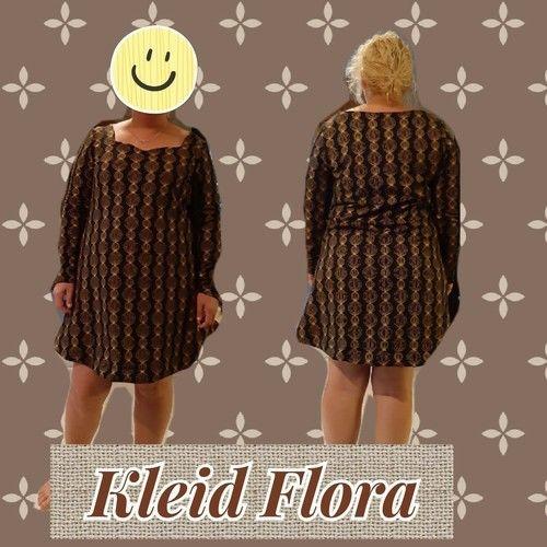 Makerist - Kleid Flora  - Nähprojekte - 1