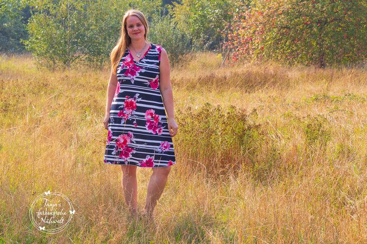 Makerist - Sommerkleid Amy aus Viscosejersey - Nähprojekte - 1