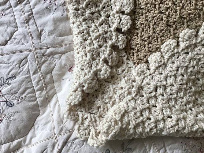 Makerist - French Tapestry Baby Blanket  - Crochet Showcase - 1