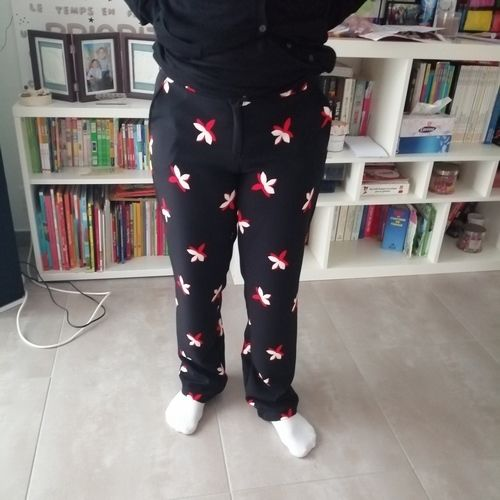 Makerist - Pantalon Raquel de my\mage - Créations de couture - 1