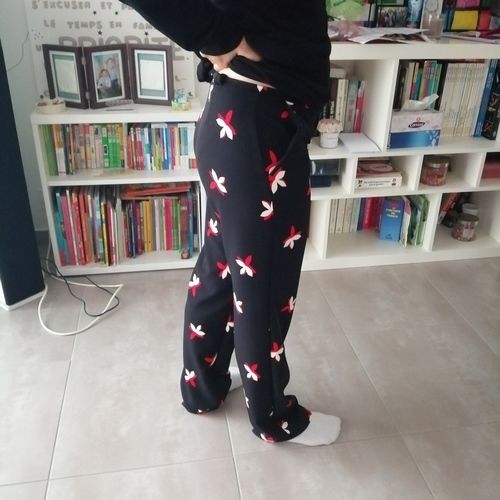 Makerist - Pantalon Raquel de my\mage - Créations de couture - 2